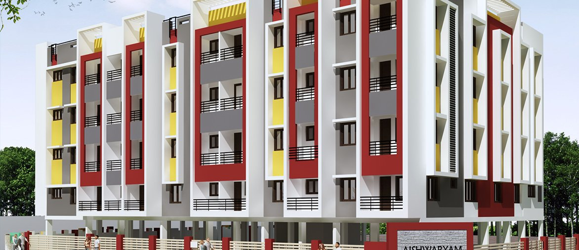 flats at trichy