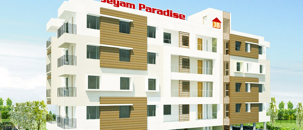 flats in trichy