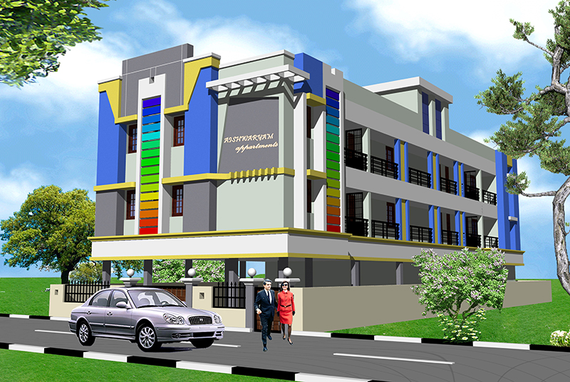 Jeyam Builders Aishwaryam Apartment