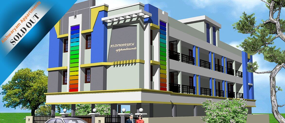 apartment in trichy