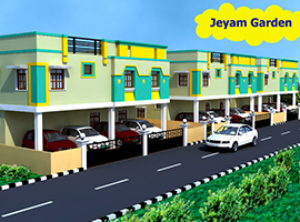 Jeyam Builders Garden Apartment, Trichy