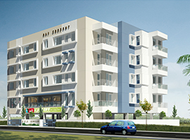 Jeyam Builders Raj Crescent Apartment