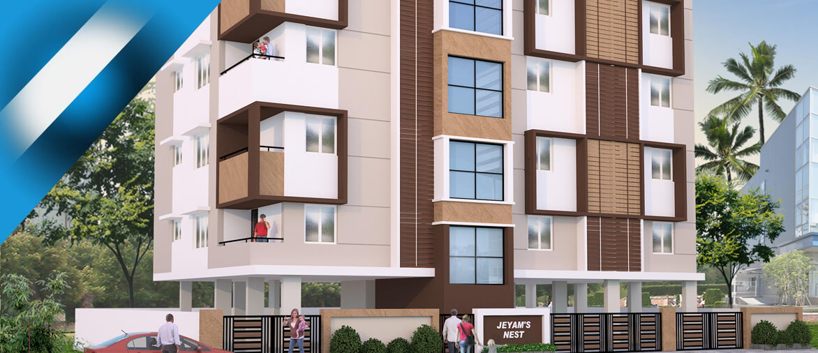 Builders in Trichy - Find flats in trichy within your budget. Get best apartments in trichy, flats at trichy, apartment, flat deals in Jeyambuilders.com